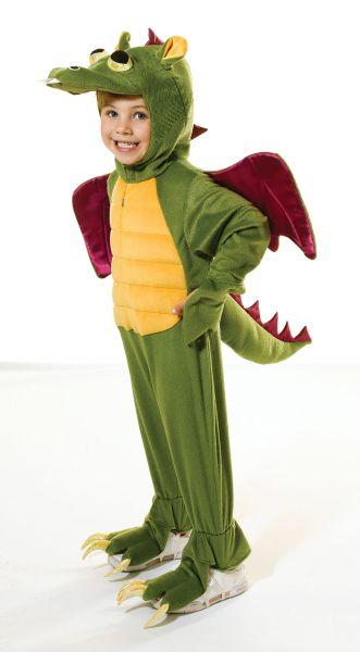 Childs Dragon Costume