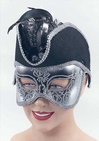 Pirate Mask on Band