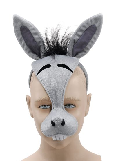 Donkey Mask & Sound