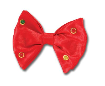 Bow Tie Red flashing