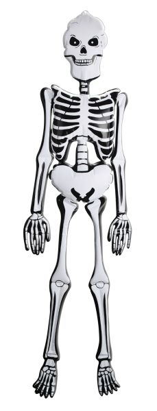 "Inflatable Skeleton, 72"""