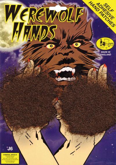Werewolf Hands (Patches)