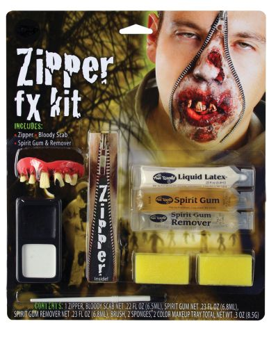 Zombie Zipper FX kit