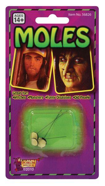 Moles. Holy Moly