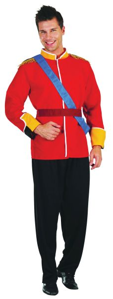 Royal Family Prince Costume Thumbnail 1