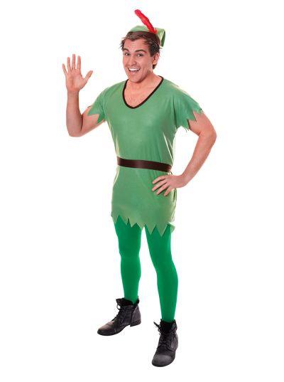 Robin Hood/Elf (Unisex) Costume Thumbnail 2