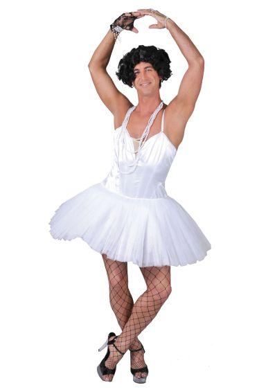 Male Ballerina Costume Thumbnail 1
