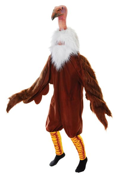 Vulture Costume Adult Thumbnail 1