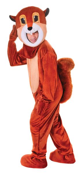 Adult Squirrel  Big Head costume  Thumbnail 1
