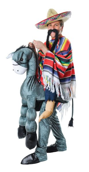Hey Amigo/Mexican on Horseback Costume Thumbnail 1