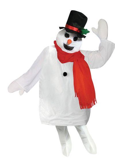 Snowman Costume Set Thumbnail 1