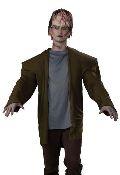 Adult Frankenstein Costume Thumbnail 1