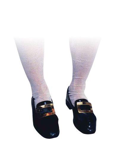 Knee Socks. Adult. White Thumbnail 1