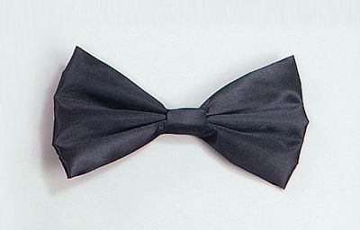 Bow Tie. Black Best Thumbnail 1