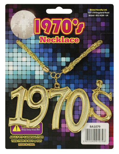 1970s Necklace Thumbnail 1