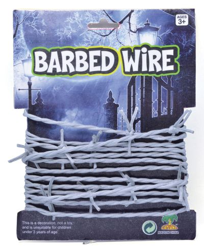 Barbed Wire  Thumbnail 1
