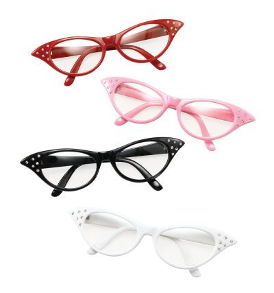 50s Female Style Glasses  Thumbnail 1