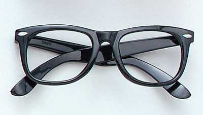 Spectacles. Black frame Thumbnail 1
