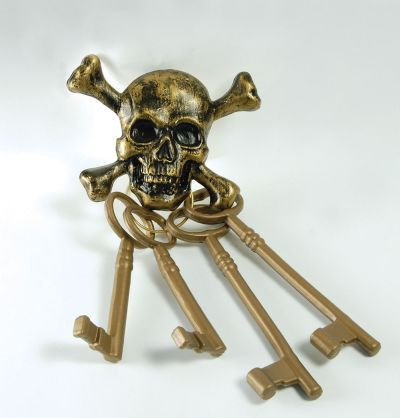 Pirate Skeleton Keys Thumbnail 1