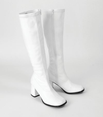 White High boots Thumbnail 1