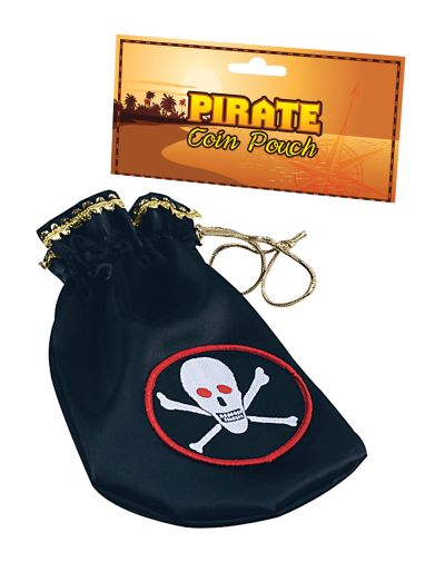 Pirate Coin Pouch Deluxe Thumbnail 1