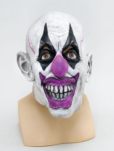 Scary Clown Mask Thumbnail 1