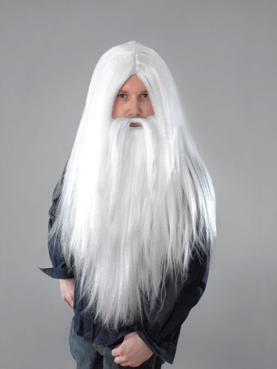 Wizard Wig and Beard Thumbnail 1