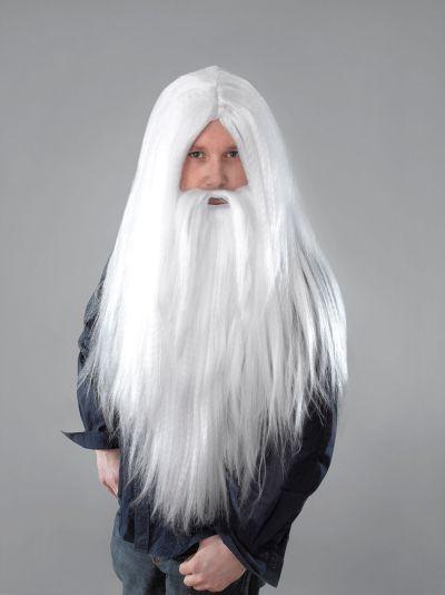 Wizard Wig and Beard Thumbnail 1