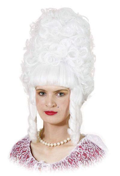 Lady Pompadour. White Thumbnail 1