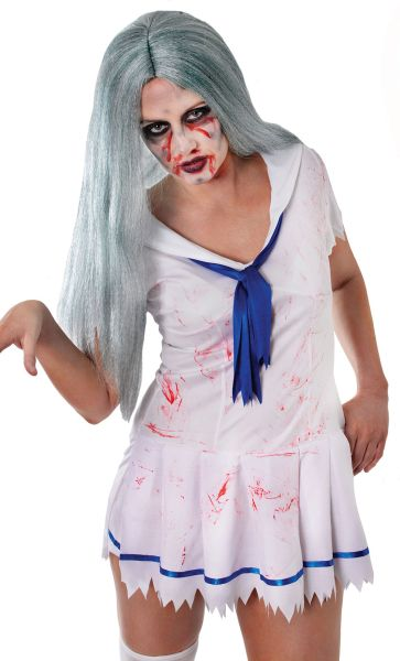 Zombie Lady Wig Thumbnail 1