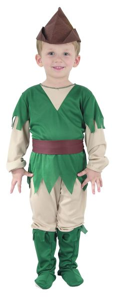 Robin Hood Toddler Costume Thumbnail 1