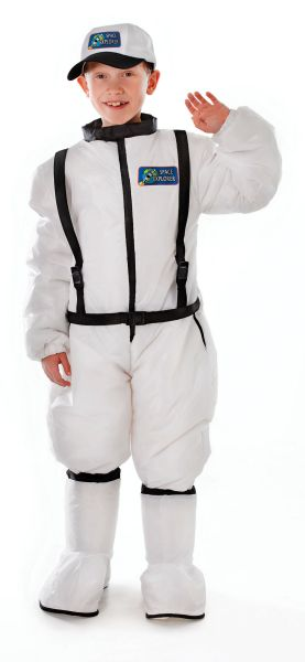 Childs Astronaut Costume Thumbnail 1