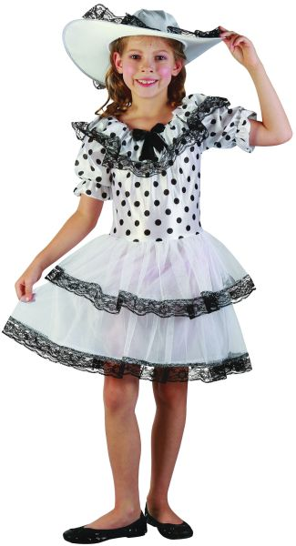 Childs Southern Belle Costume Thumbnail 1