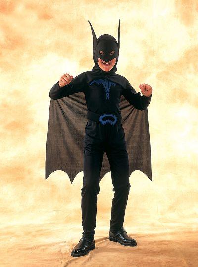 Childs Bat Costume Thumbnail 1