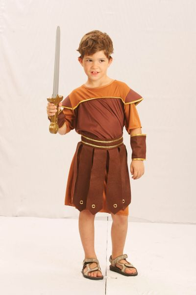 Childs Roman Soldier Costume Thumbnail 1
