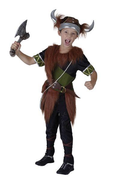 Childs Viking Boy Costume Thumbnail 1