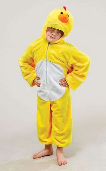 Childs Chicken Costume Medium Thumbnail 1