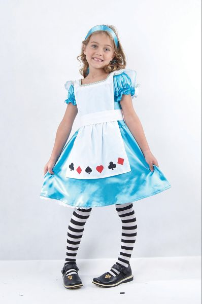 Childs Alice Costume Thumbnail 1