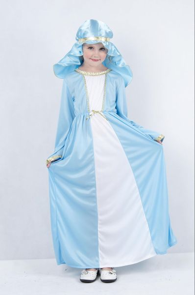 Childs Mary Costume Thumbnail 1