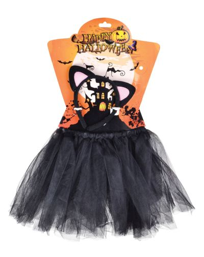 Childs Cat Tutu Kit  Thumbnail 1