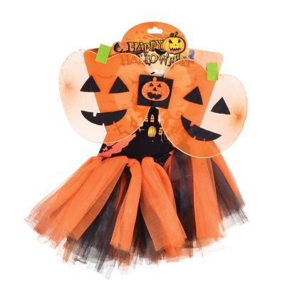 Childs Pumpkin Tutu kit  Thumbnail 1
