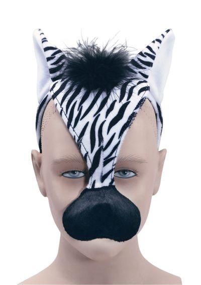 Zebra Mask & Sound Thumbnail 1