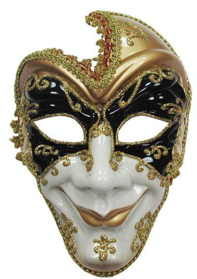 Full Face Man Mask Thumbnail 1