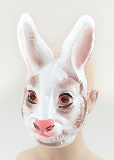 Plastic Animal. Rabbit Thumbnail 1
