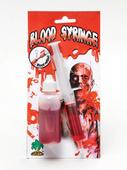 Syringe With Blood Refill
