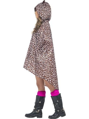 Leopard Party Poncho Thumbnail 4