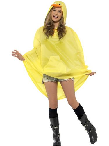 Duck Party Poncho Thumbnail 1