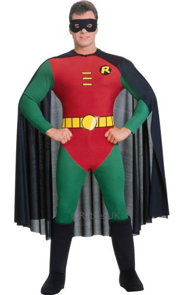 Adult Robin Costume Thumbnail 1