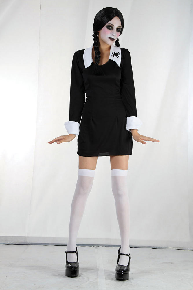 Childs Creepy Schoolgirl Costume
