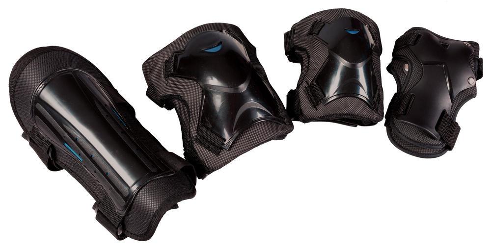 STUNTED PROTECTOR PADS (KNEE,ELBOW,SHIN,WRIST)